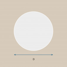 Custom Circle Smart Film for Lamination