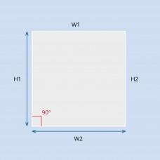 Custom Square / Rectangle Retrofit Smart Film