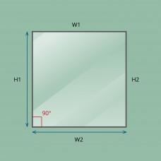 Custom Square / Rectangle Sealed Unit