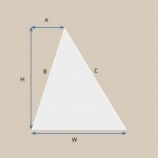 Custom Triangle Smart Film for Lamination