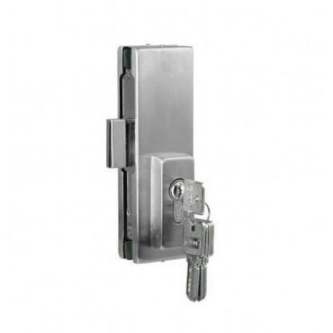 Center Lock Glass Do...