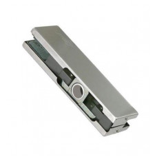Top Patch Glass Door - Stainless Brushed