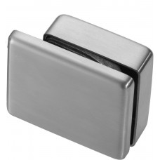 Stainless Steel Brushed Glass Door Magnetic Strike Box