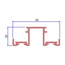 DG01 Double Glazed Base Track